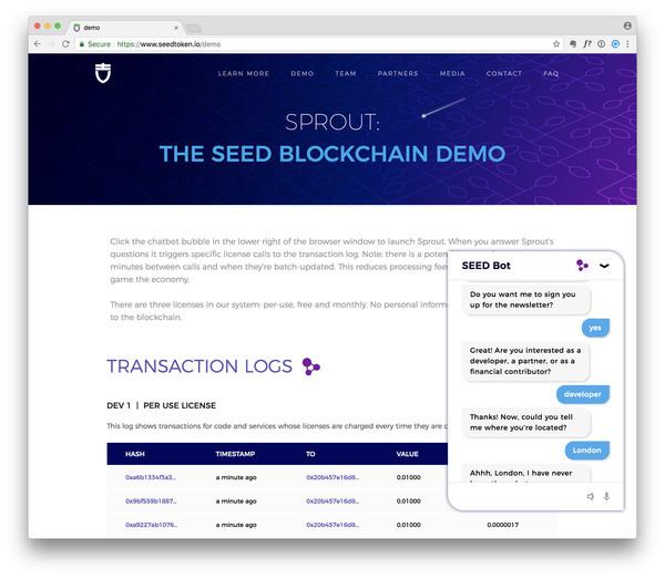 blockchain netwok